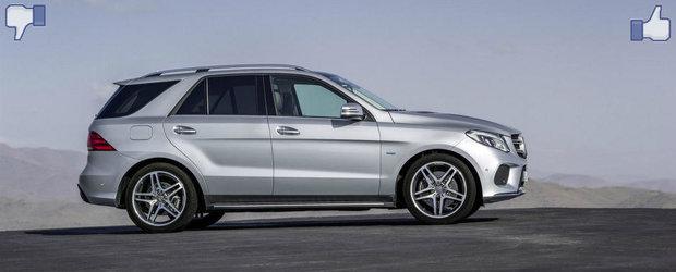 LIKE ori DISLIKE: Dezbatem in detaliu noul Mercedes GLE