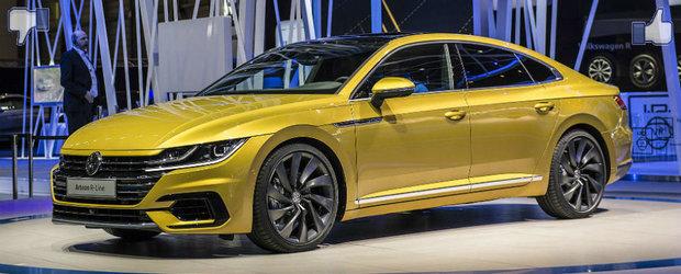 LIKE ori DISLIKE: Dezbatem in detaliu noul Volkswagen Arteon
