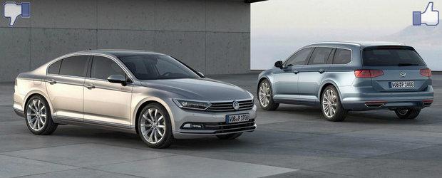 LIKE ori DISLIKE: Dezbatem in detaliu noul Volkswagen Passat