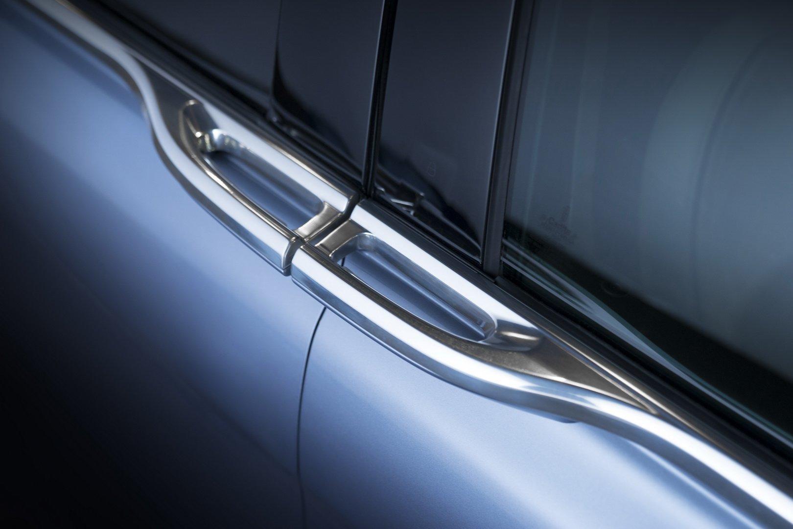 Lincoln Continental 80th Anniversary Coach Door Edition - Lincoln Continental 80th Anniversary Coach Door Edition