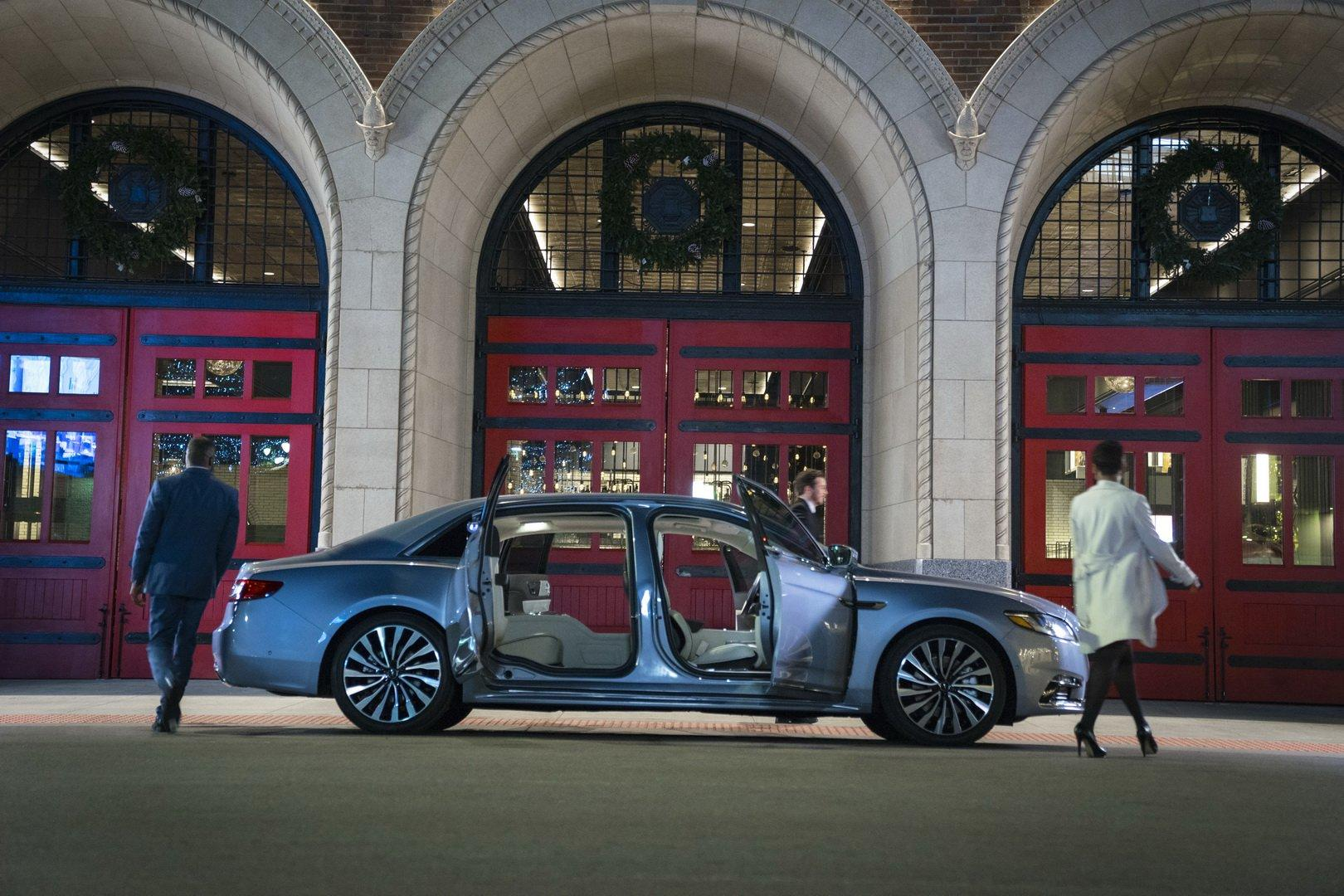 Lincoln Continental 80th Anniversary Coach Door Edition - Lincoln Continental 80th Anniversary Coach Door Edition