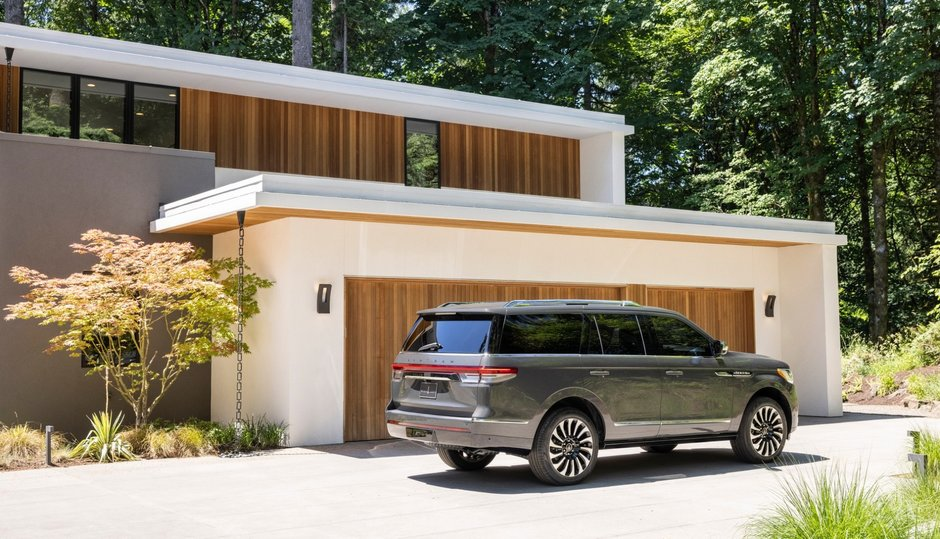 Lincoln Navigator Facelift