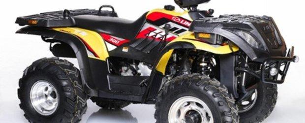 Linhai 300 - ATV-uri pentru toata lumea
