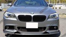 Lip buza tuning sport bara fata BMW F10 F11 Hamann...