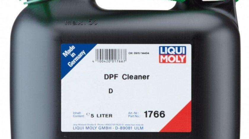 Liqui Moly Solutie Curatat Filtru Particule DPF 1766 5L