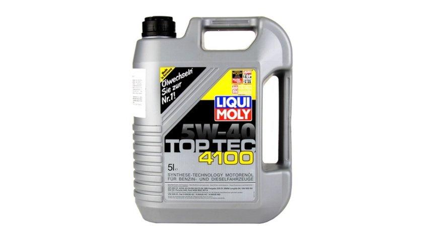 Liqui moly ulei motor 5w40 5l top tec 4100