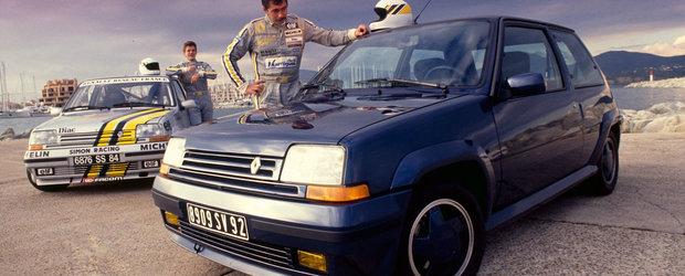 Lista celor mai tari hot-hatch-uri lansate in anii '80. Care-i preferatul tau?