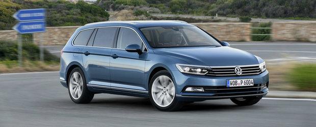 Lista completa a masinilor VW cu un consum mai mare decat cel declarat oficial