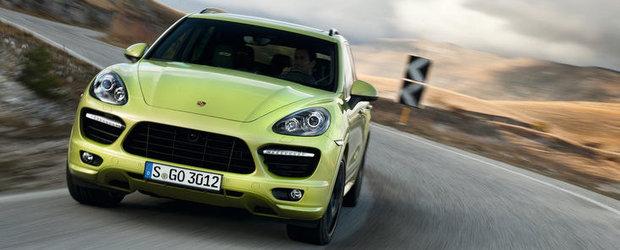 Livrarile Porsche au crescut cu 12,6% in primele 4 luni ale anului