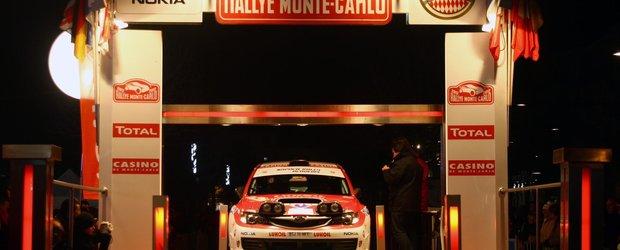 Locul 34 la general dupa prima zi in raliul Monte Carlo pentru Tempesta
