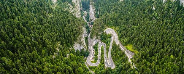 Locuri din ROMANIA pe care orice impatimit auto trebuie sa le viziteze cel putin o data. Lista actualizata