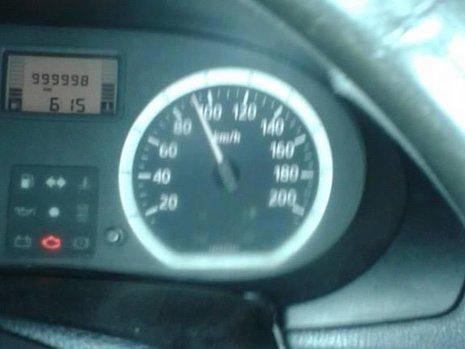 Logan 1 milion de kilometri