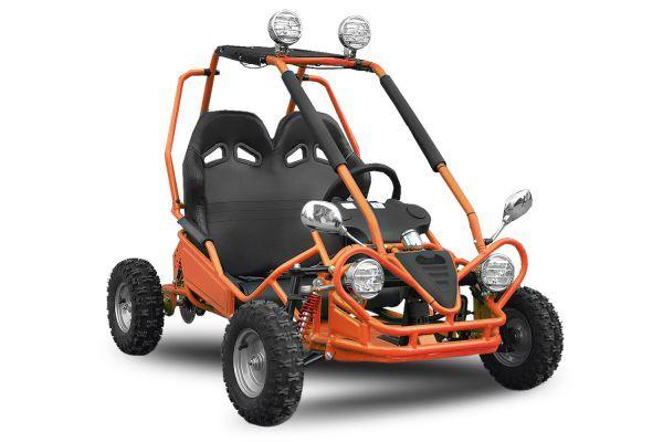 Loncin 450W 36V Eco Buggy Casca Bonus