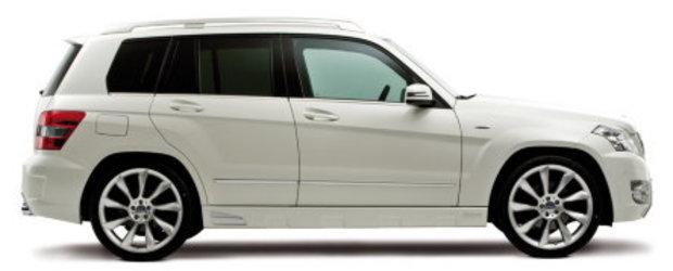 Lorinser tuneaza noul Mercedes GLK