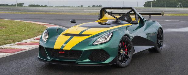 Lotus 3-Eleven este cea mai performanta masina produsa vreodata de... Lotus