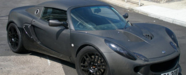 Lotus Elise si dieta cu fibra de carbon