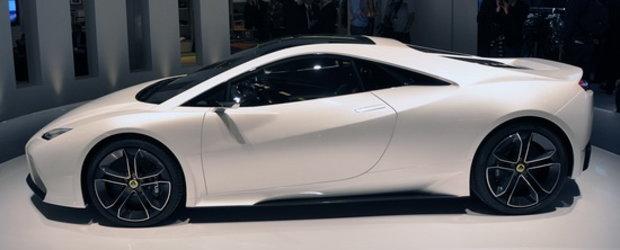 Lotus Esprit Concept anunta revenirea unei legende