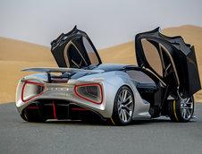 Lotus Evija in Dubai