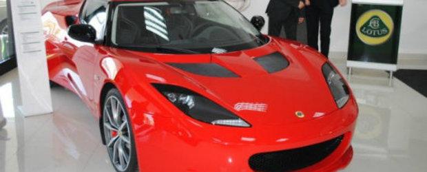 Lotus Evora S IPS a fost lansat in Romania