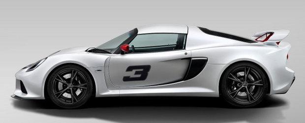 Lotus Exige S apare in Romania in primavara anului viitor