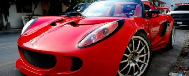 Lotus Exige S Custom