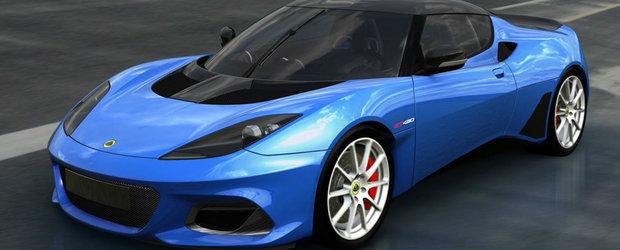 Lotus lanseaza o noua sportiva. Evora GT430 Sport are tot 430 de cai si costa 140.000 de euro