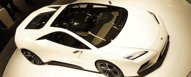 Lotus va absenta de la Paris Motor Show 2012