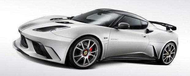 Lotus va semna un parteneriat cu Mansory
