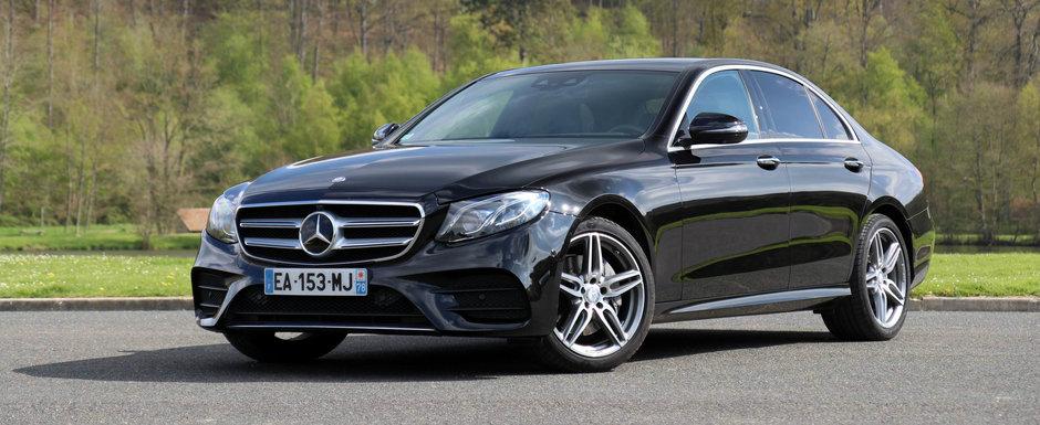 Lovitura dura pentru Mercedes. Unele modele diesel ar avea emisii de 10 ori peste limita legala