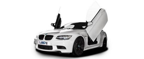 LSD iti da aripi: Lambo Style Doors pentru BMW M3!