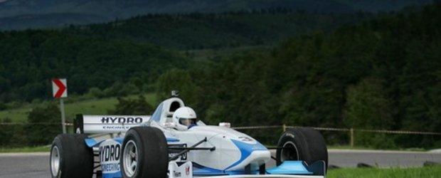 Lucien Hora a castigat etapa a doua in Muscel Racing Contest
