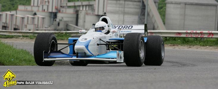 Lucien Hora a fost cel mai rapid in antrenamentele Muscel Racing Contest
