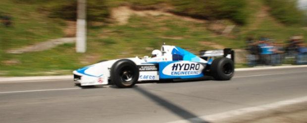 Lucien Hora ramane cel mai rapid si in antrenamentele pentru etapa a doua a Muscel Racing Contest