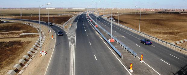 Lucrarile la autostrada Deva-Lugoj, suspendate pentru ca nu s-a emis autorizatie de constructie