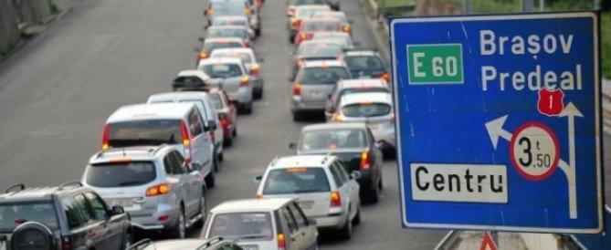 Lucrarile la autostrada Ploiesti - Brasov ar putea incepe in 2024. Ce se intampla cu traficul de pe DN1 pana atunci