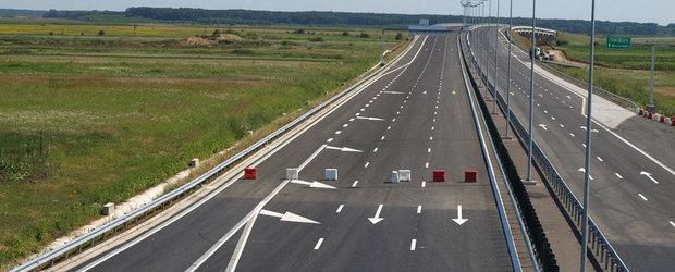 Lucrarile la autostrada Sibiu - Pitesti ar putea demara anul viitor