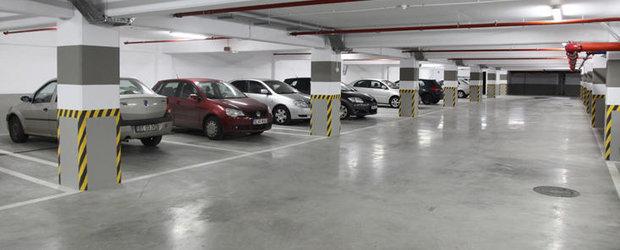 Lucrarile la noile parcari subterane din centrul Capitalei ar putea debuta in aceasta toamna