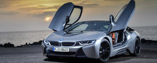 Lumea a prins gustul. BMW s-a tinut de promisiune si a livrat 100.000 de masini electrificate in 2017