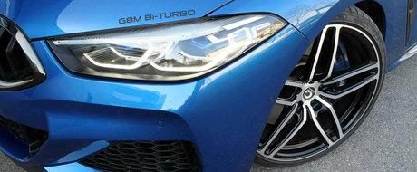 Lumea asteapta cu sufletul la gura noul BMW M8. Pana atunci, uite un Seria 8 tunat de G-Power