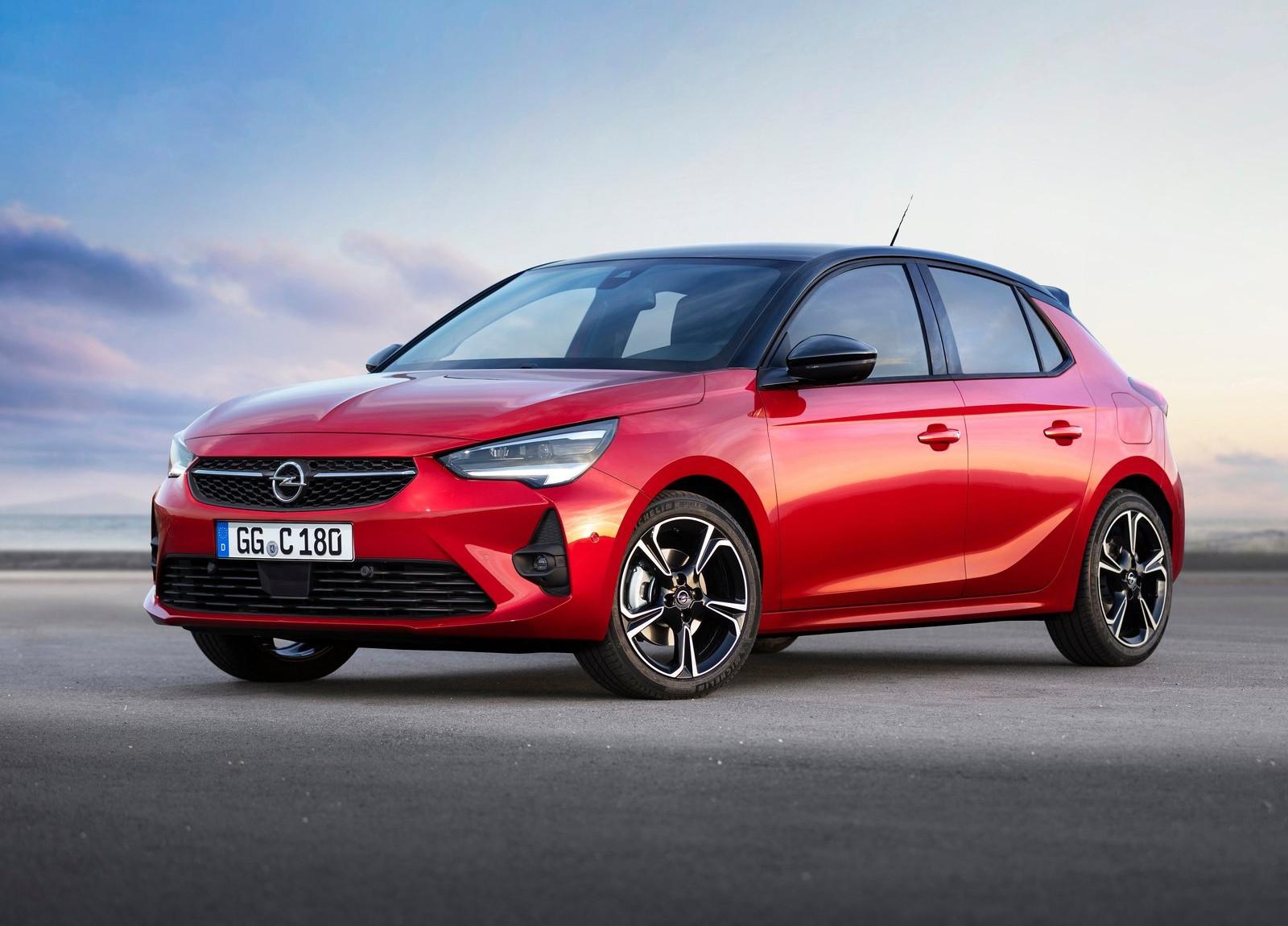 Opel - Vauxhall Corsa