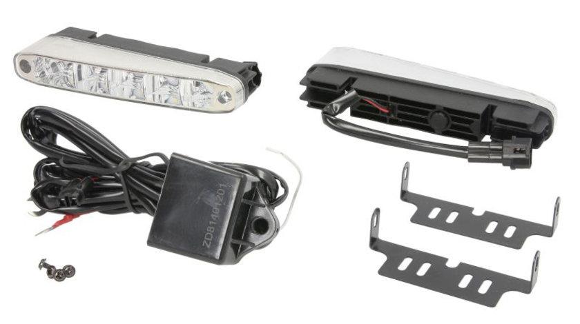 Lumini de zi 12V LED 160 x 23 mm
