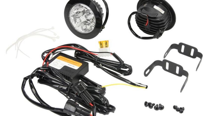 Lumini de zi 12V LED 65mm