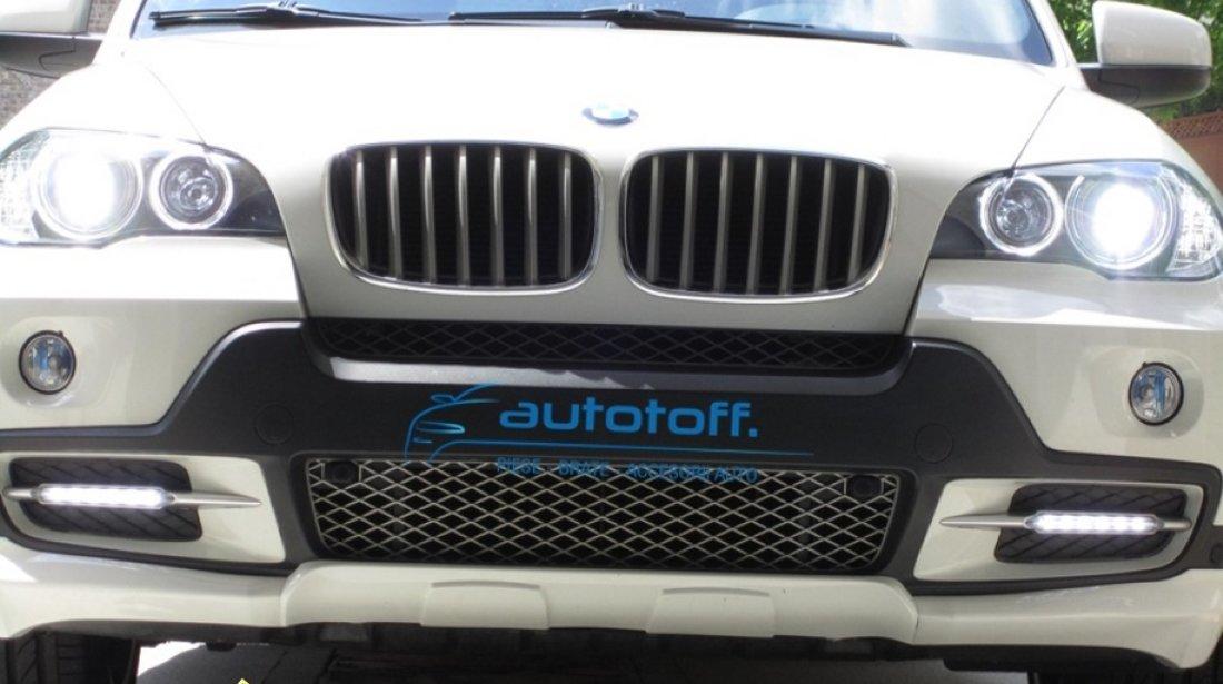 LUMINI DE ZI BMW X5 E70 - DRL X5 E70 LED