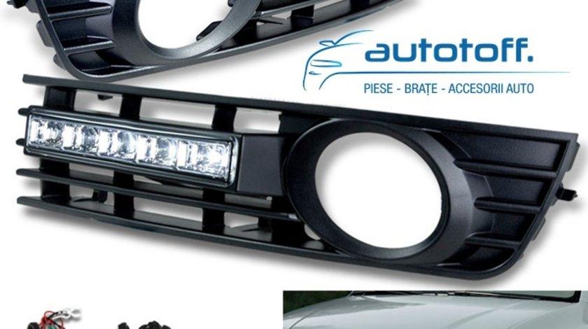 Lumini de zi cu LED Audi A4 8E B6 (2001-2004)
