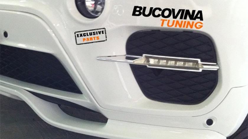 LUMINI DE ZI CU LED BMW X5 E70 LCI (DUPA 2011)