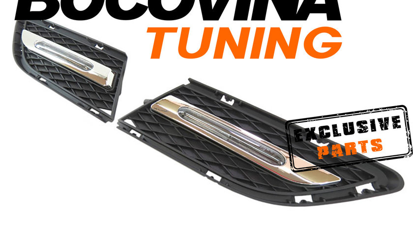 LUMINI DE ZI CU LED DEDICATE BMW SERIA 3 E90/ E91 (08-11)