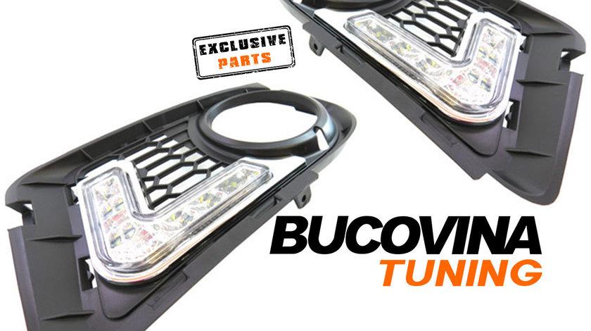 LUMINI DE ZI CU LED DEDICATE BMW SERIA 3 E92/E93 (06-10) COUPE/CABRIO