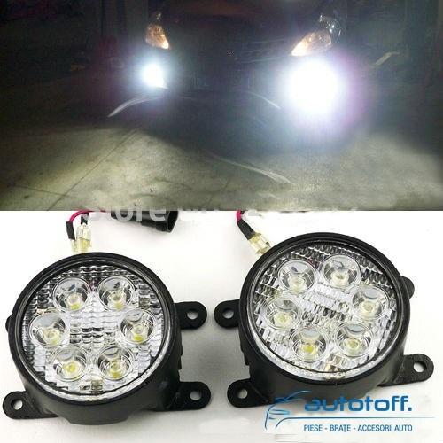 Lumini de zi cu LED Ford Focus Sedan (2007)