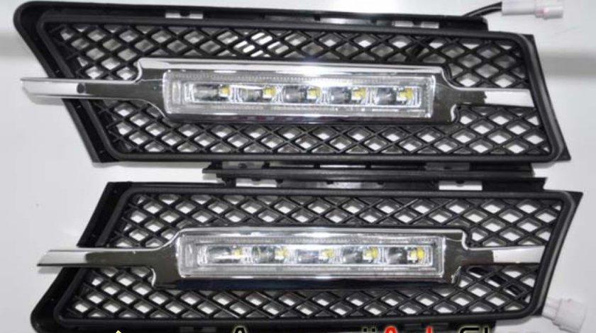 Lumini de zi DRL BMW E90 2007