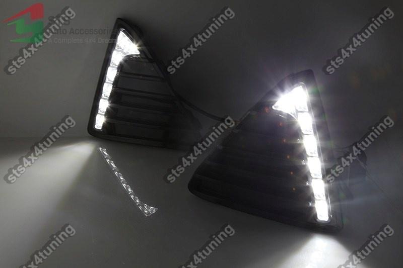 LUMINI DE ZI-DRL + SEMNALIZARE LED FORD FOCUS 2012-2014 [V4]